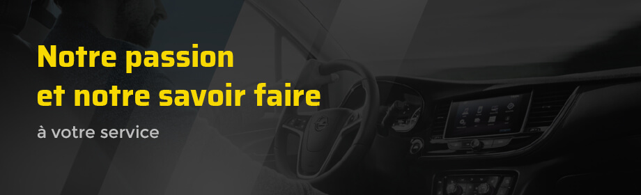 Service OPEL Auxerre